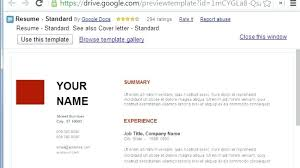 Google Drive Resume Templates Cool Resume Templates Docs Resume Template Docs Use Google Docs Resume