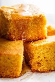 Easy Buttermilk Cornbread Best Sweet Cornbread Cafe Delites