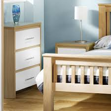 creative bedroom furniture. Creative Bedroom Furniture White And Oak 6 B
