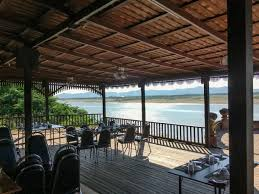 sunset garden restaurant new bagan myanmar this is the place to eat when