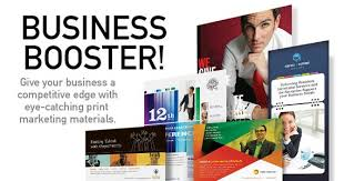 Give Business A Boost Create Professional Marketing