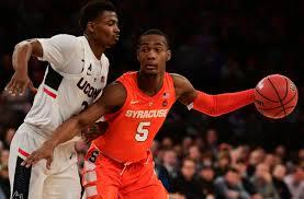 syracuse basketball impact of 5