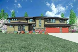 149 1003 4 bedroom 3877 sq ft contemporary home plan 149 1003 main
