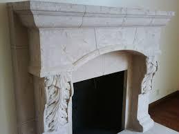 scottsdale cast stone fireplaces mantels