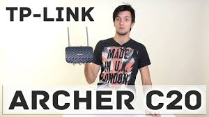 <b>TP</b>-<b>LINK Archer</b> C20: обзор <b>маршрутизатора</b> - YouTube