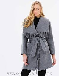 s of high quality deshabille sleepwear om4nb1xmnp grey fringe blanket wrap coat