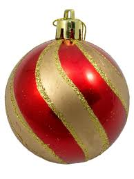 Christmas Baubles B And Q : Baubles on topsy one
