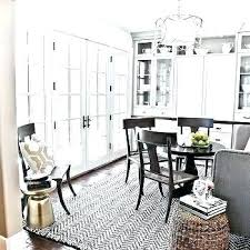round rugs for dining room area rug in dining room round rug for dining room combine