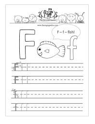 Kindergarten Letter W Writing Practice Worksheet Printable Blank ...