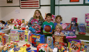 Adopt A Family Christmas Afl Cio Community Services St