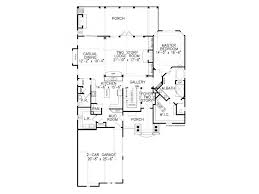 craftsman floor plans. Level 1 Craftsman Floor Plans