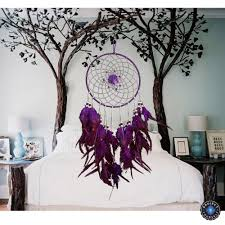 Dream CatchersCom Lovely Purple Rose Dream Catcher Project Yourself 64