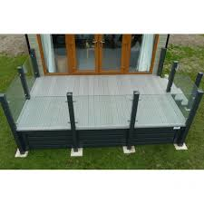 glass decking panels. Fine Glass Toughened Glass  Clear Inside Decking Panels