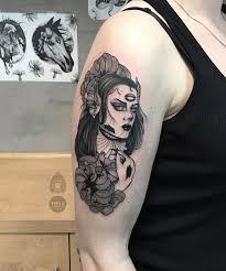 Tetování Lev Na Ruku