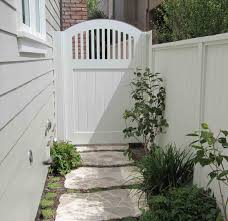 white horizontal wood fence. Fence White Free Horizontal Wood Modern The Cavender Diary Makeovers Designs