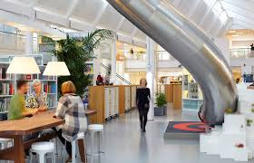 cool office interiors. Cool Office Space Lego Decoration Medium Size  Seating Airbnb Decoration Office Interior Headquarters Cool Interiors N