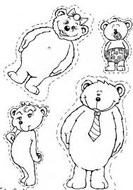 Small Picture Bear family coloring page Family Theme Pinterest Bears