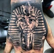 60 Egyptských Tetování Pro Muže Nápady Na Design Starověkého Egypta
