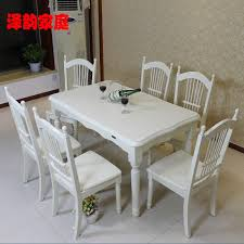 european past wood dining tables and chairs combination of ivory white minimalist mediterranean dining table dining