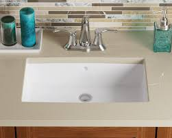Rectangular Bathroom Sinks U1812 White Rectangular Bathroom Sink