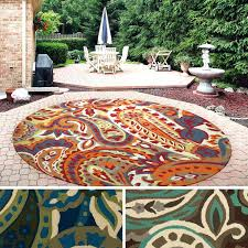 round outdoor rugs. Round Outdoor Rugs Best Large Rug Plastic 8x10