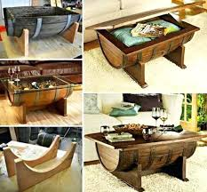 diy modern coffee table projects for the home and easy furniture ideas old barrel coffee diy modern coffee table