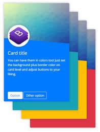 cards bootstrap v4