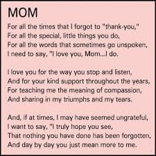 Birthday Quotes For Mom Custom I Love This Quote I'm Thinking About Writing Something Specail Like