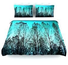 forest green duvet cover forest duvet cover cook dark forest blue trees duvet cover cotton forest