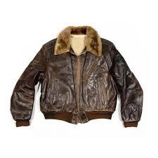 horsehide display 40s jacket
