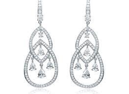 blue swarovski chandelier earrings light crystal beautiful bridal home improvement be winsome black gold wedding atelier