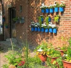 garden brick wall design ideas