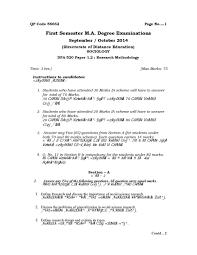 papers on sociology kuvempu university ma sociology question papers eduvark eduvark kuvempu university ma sociology question papers
