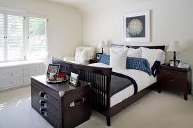 white bedroom with dark furniture. Artsy White Bedroom Dark Furniture With O