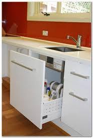 install dishwasher drawer under sink