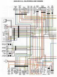 wiring diagrams color x y k1 k2 k3 k4 models hayabusa owners group k5 k6 k7 left jpg