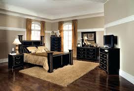 Ashley Furniture Black Bedroom Set Furniture Tufted Headboard New ...