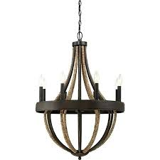 rope wrapped chandelier rustic rope wrapped chandelier large shades of light sedgwick and brattle rope wrapped