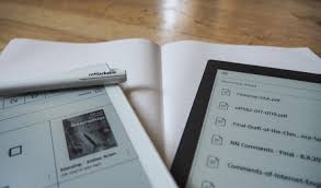 Best Tablet For Reading Music Charts Sony And Remarkables Dueling E Paper Tablets Are Strange