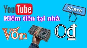 Kiếm tiền tại nhà với mức vốn 0đ (dễ hiểu) cùng Youtube | Kiếm tiền online