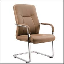 leather office chair no wheels. modern office chairs no wheels home design ideas leather chair