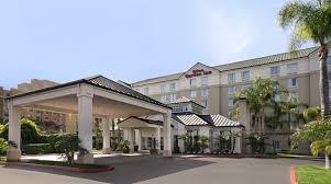hilton garden inn anaheim garden grove hotel ca hotel exterior