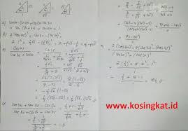 A short summary of this paper. Kunci Jawaban Matematika Kelas 10 Halaman 151 152 Uji Kompetensi 4 3 Kosingkat