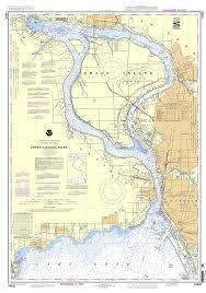 Noaa Nautical Chart 14832 Niagara Falls To Buffalo