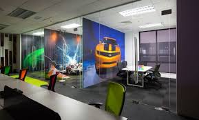 cool office. While Bean Bags And Bright Colours May Define Some People\u0027s Version Of An Awesome Working Environment, Our Next Office Would Probably Appeal To All The Cool