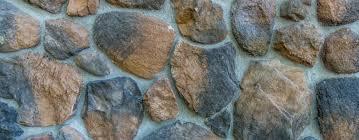 close up of rock wall rock wall construction