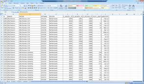 sales report example excel sales report template excel brettkahr com