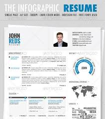 Infographic Resume Templates Classy Resume Examples Templates Top 48 Infographic Resume Template Free
