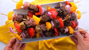 steak kabobs in the oven a special