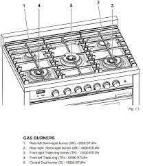 fisher paykel orsdbmx gas standing appliances connection fisher paykel main image acircmiddot fisher paykel diagram